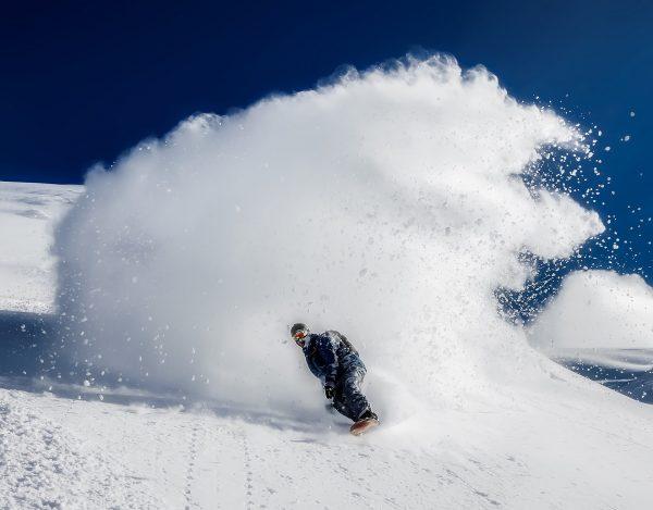 Ski Team Snowboarding Credit
